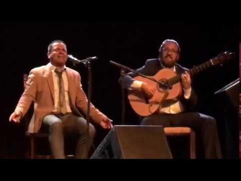 José Mijita con José Gálvez. Sala Paul Jerez (2)