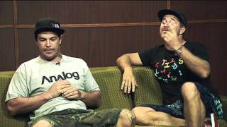 Corbin Harris Pop Gun Webisode #8 - Sunny & Koby Abberton