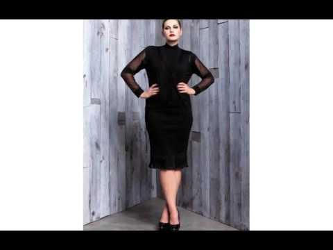 Женская-Одежда-Больших-Размеров-Фото