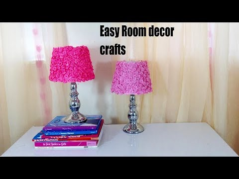 15 DIY Room Decor ideas. Easy & Inexpensive Crafting Ideas 2017