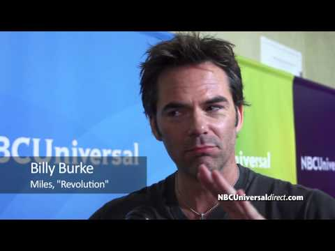 Billy Burke and Tracy Spiridakos Talk