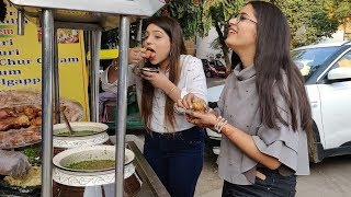 Unlimited Golgappa Challenge | Pani Puri (Puchka) Eating Competition |