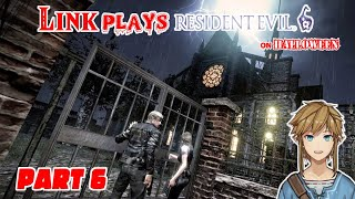 Link plays Resident Evil 6 - part 6 [CENSORED]