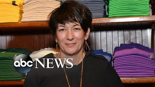 Ghislaine Maxwell pleads not guilty to sex trafficking charges in Epstein case