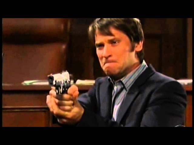 Todd Manning Nearly Kills An Innocent Sonny Corinthos For The Murder Of Cole & Hope ~ GH