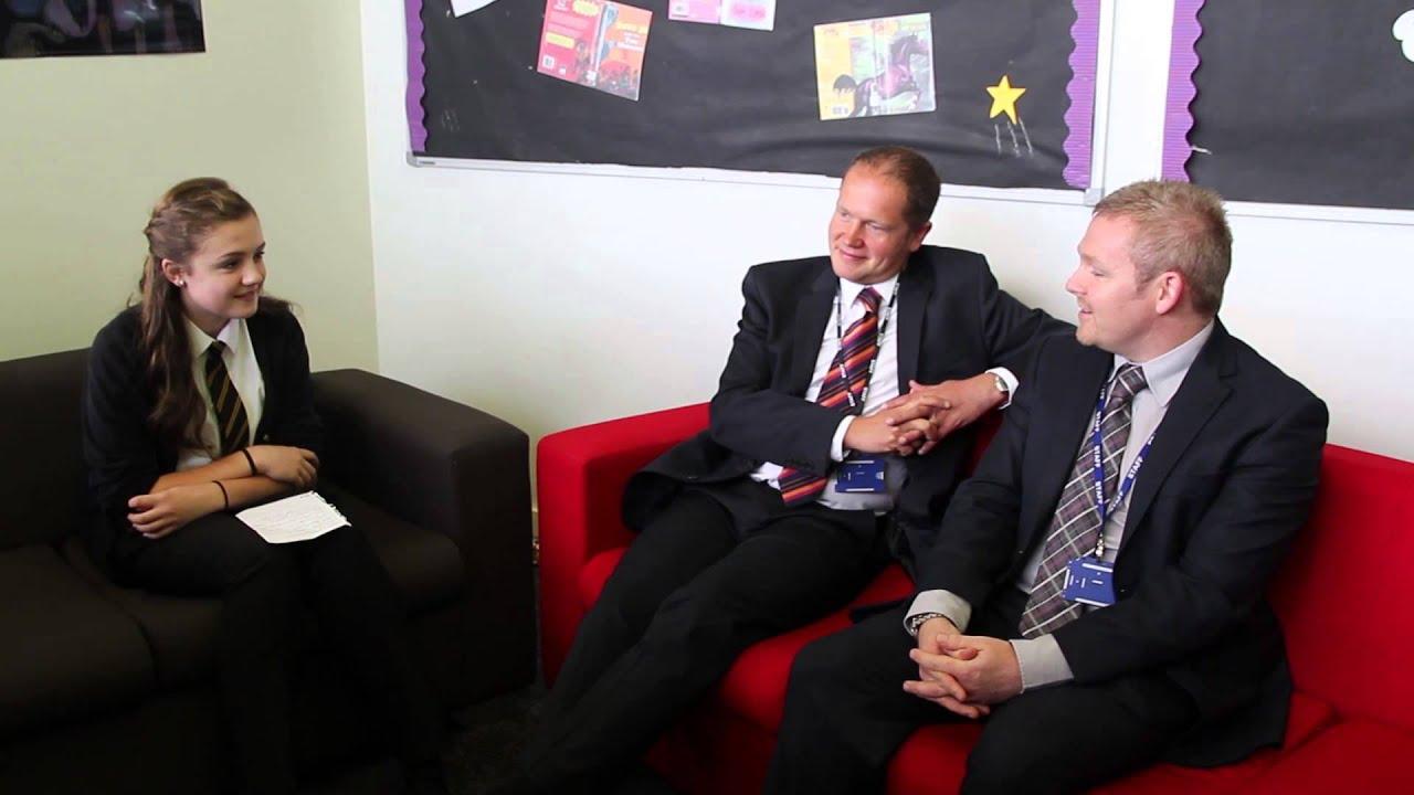 deputy headteacher interview the martlet edition
