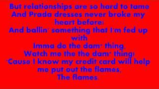 Labels Or Love Fergie Lyrics