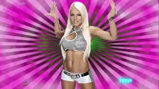 "Maryse 4th WWE Theme Song ""Pourquoi"" (V2)"