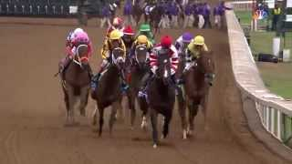 2015 Breeders' Cup 14 Hands Winery Juvenile Fillies