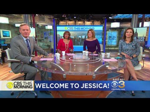 CBS This Morning Team Welcomes New CBS3 Anchor Jessica Kartalija