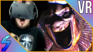 Affected The Carnival Gameplay | MY WORST FEAR!! (Oculus Rift)