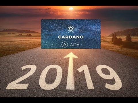 Cardano (ADA) – Will 2019 Be the Year of $ADA?