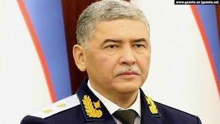 Ҳабси раиси пешини Хадамоти амнияти давлатии Узбекистон тасдиқ шуд