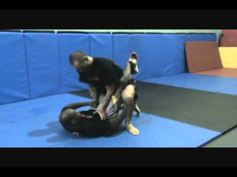 Pendulum Sweep with BJJ Black Belt
