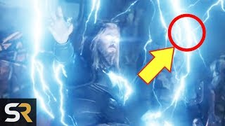 30 Things You Missed In Avengers: Endgame