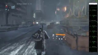 The Division loading stutter