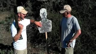ar500 steel targets from precision 3d targets p3dt independence training model