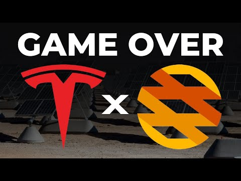 Betting HUGE On This ONE Stock (Tesla Partnership, Solar Boom, And More)