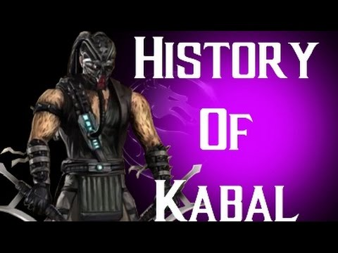 History Of Kabal Mortal Kombat X