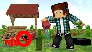 Minecraft : AUTHENTIC CONTRA A DENGUE !! - Aventuras Com Mods #49