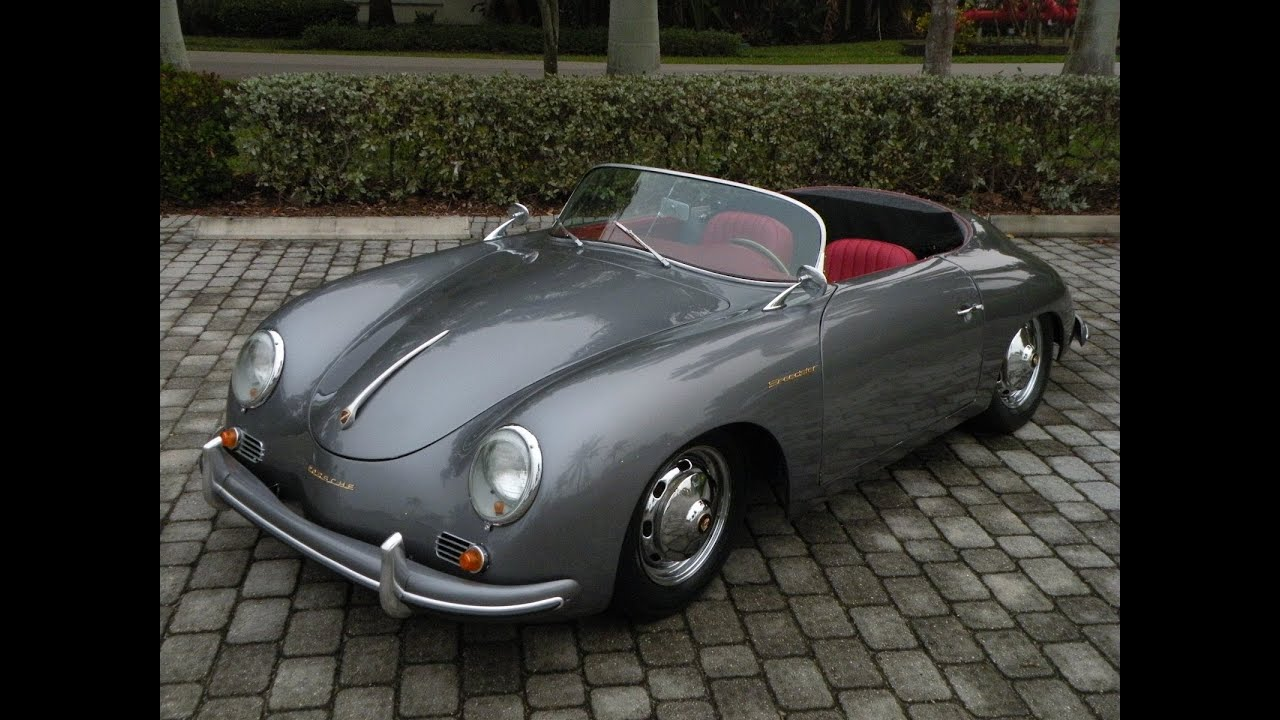 1957 Porsche Speedster Replica Fort Myers Florida 33908