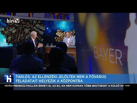 Bayer show (2019-10-06) - HÍR TV
