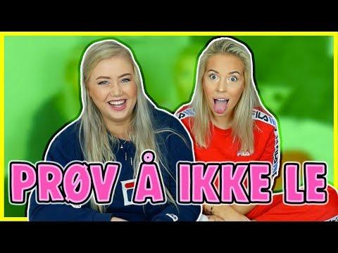 IKKE LOV Å LE! -  Med Isabelle Eriksen