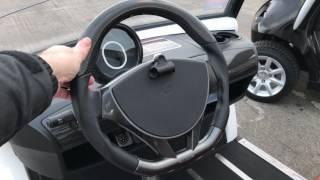 Garia Roadster 2+2 Golf Car