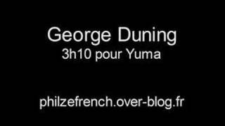 george duning 3h10 pour yuma