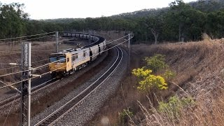 Another mile of coal : Siemens Electrics : Australian Railways