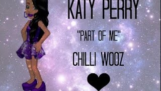 "Katy Perry ""Part Of Me"" *WNS Pop Entry 2k15*"