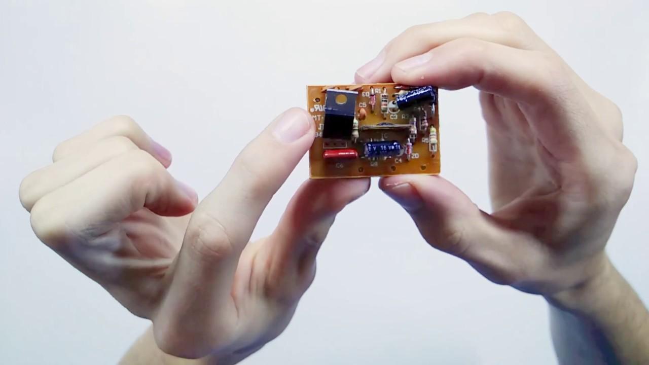 medium resolution of touch light reverse engineer and repair part 1