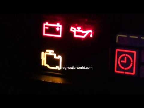 Mitsubishi Engine Management Warning Light Need To Diagnose  YouTube