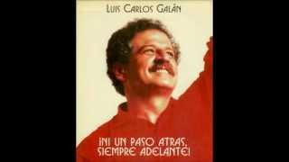 guerrero YURI BUENAVENTURA  homenaje a LUIS CARLOS GALAN ( VERSION ORIGINAL )