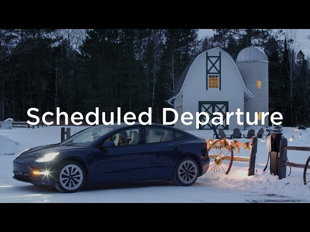 Discover: Scheduled Departure