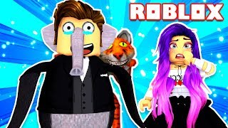 PARTY OF ANIMALS IN ROBLOX FASHION FAMOUS