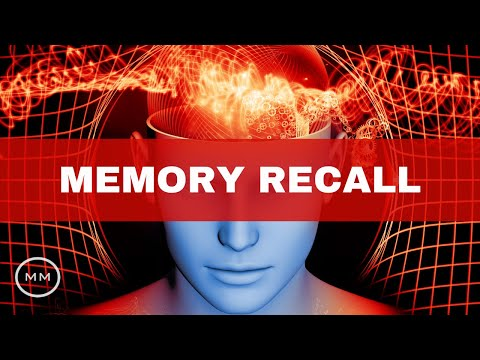 Memory Recall - Past Memory Connection - Recall People, Places, Events - Binaural Beats