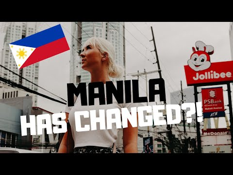 Manila has CHANGED!?! British Couple arrive BACK in the Philippines!!