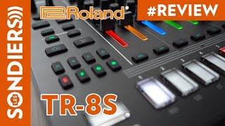 ROLAND TR-8S : Toutes les BAR dans la BAR ! Test et démo