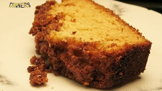 CARIBBEAN COFFEE CAKE recipe