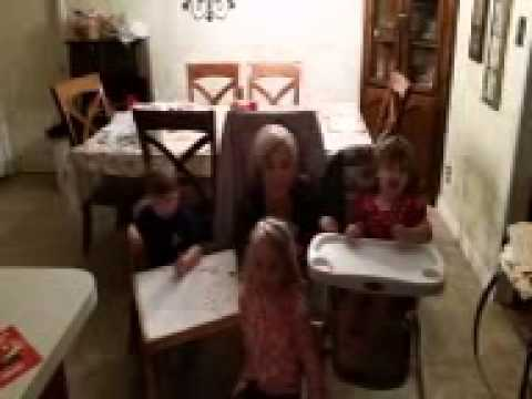 Shanda and kids say Happy Birthday!