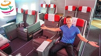LATAM Airlines Business Class A350 BCN-GRU | YourTravel.TV