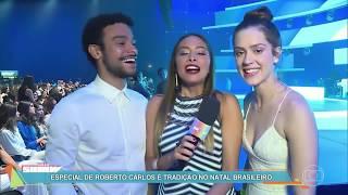 Sophia Abrahão, Sergio Malheiros e um elenco de estrelas | Especial Roberto Carlos | Rede Globo