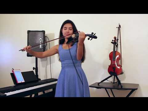 A Thousand Years - Christina Perri (Violin Cover by Kimberly McDonough)