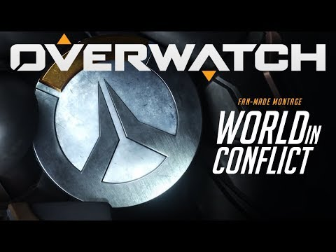 """Overwatch Fan-made Montage 