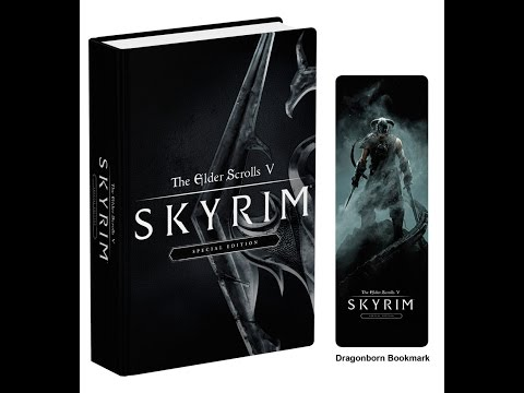 Skyrim Special Edition Collector's Strategy Guide Review