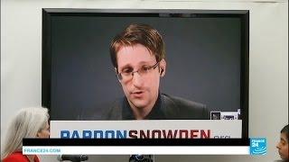 #PardonSnowden: Edward Snowden asks president Obama for pardon