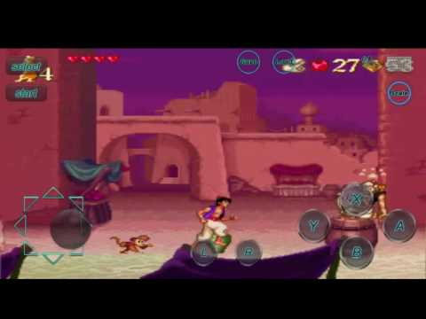 Aladdin android game - Apk game Download - YouTube