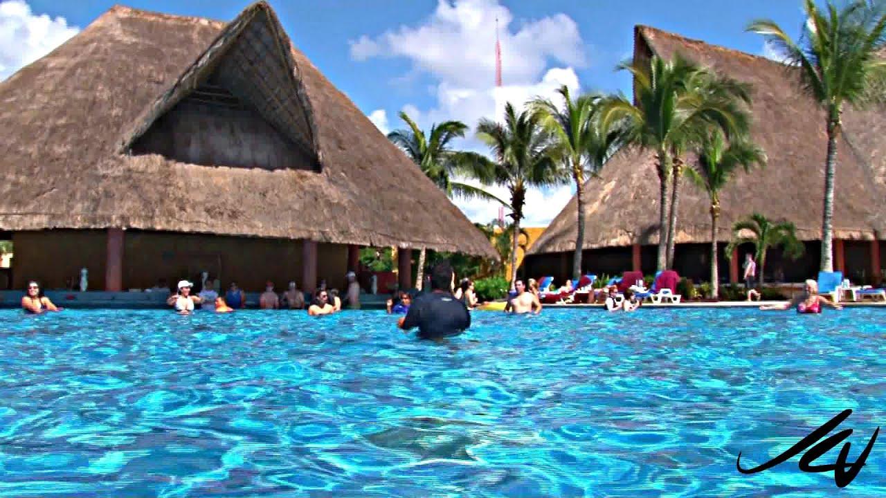 Barcel 243 Maya Beach Tropical Aquasize Pool Workout Youtube Hd Youtube