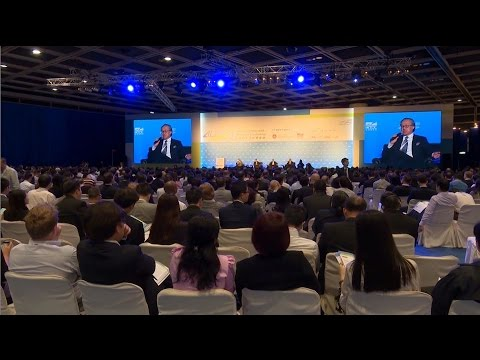 Belt and Road takes Centre Stage at ALMC 2015